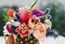 The Centerpieces / by Bianca Weddings & Events