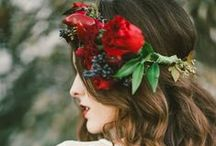 The Headpieces / by Bianca Weddings & Events
