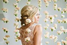 The Wedding Backdrop / by Bianca Weddings & Events