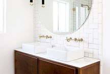 Bathrooms / by Sara Metzger
