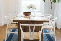 Dining Rooms / by Sara Metzger