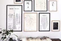 Gallery Walls / by Sara Metzger