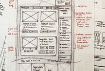 Wireframes / All about examples of wireframes for web