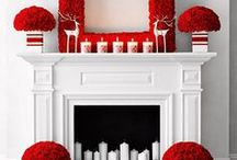 Holiday Decor / If I could, all I would do is make custom holiday wreaths and ship them all over America
