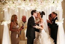 Jewish Weddings /  Once in a while, right in the middle of an ordinary life, love gives us a fairytale