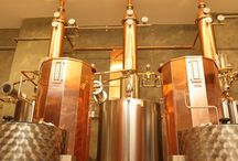 Distillery Aromagold / The latest Czech distillery, specialized in the production of luxury fruit spirits.