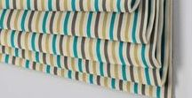 Stripy & Lined Roman Fabrics / Lined, Stripy, Patterned. These eye-catching fabrics can inject life and colour into any space they are used. From traditional tartan patterns and crosshatching to bright and vibrant modern stripes, Direct Order Blinds have a Roman blind to suit you and your home.  Handmade in the UK, our Roman Blinds are among the best available online.