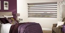 Night & Day Blinds - Room Ideas / From the people over at the Boston Blind & Shutter Company, here are some fabulous room ideas using Night & Day Blinds