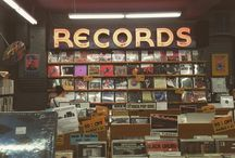 Record players and music / Because music Is everyting.