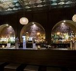 World's Best Bars / A collection of best bars to try out around the globe. From making new friends in an English pub to keeping it cool at a speakeasy, bars are a great way to explore a city!