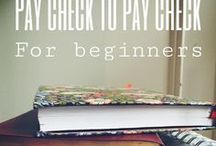 Budgeting Tips / Budgeting for beginners. Budgeting printables and worksheets. Tips and ideas for living on a budget. Budget organization spreadsheets. Monthly grocery budget. How to create a budget binder or spreadsheet. Templates for planning your budget.