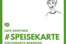Café Speisekarten I Respekt Herr Specht / Die Speisekarte zeigt dir das Angebot des Cafés oder Restaurants.  #Café #Speisekarten #Menu Design #konzept #café eröffnen #logo Design #getränkekarte #chalkboard #branding #design