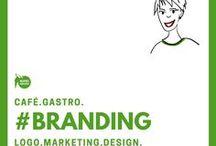 Café Gastro Branding I Respekt Herr Specht / Eine Marke hat Werte, die sie im Look & Feel ausstrahlt. In der Gastro ist sie geprägt durch den Gründer und seine Vision. Eine strategische Aufgabe. #branding #logo #design #marke #markenstrategie