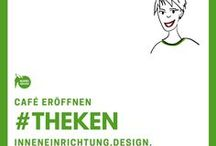 Café Theken I Respekt Herr Specht / Die Theke ist das Zentrum des Cafés oder Restaurants. Es gibt so viele Varianten  #Café #Restaurant #Theke #Tresen #Interior #innendesign #bar counter #thekendesign #ladenbau
