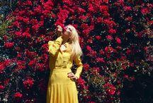 Fashion Photography - Garden