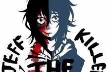 ~ Jeff The Killer ~  ♥