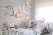 Идеи для детских комнат + творчество