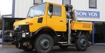 Road-Rail Unimog - Atkinson Vos / Road-rail Unimog shunter with 300 ton braking system. Direct London Transport. In excellent condition throughout. Only 2600 hours and 7300kms from new. Very original condition. Everything works as it should. Nearly new tyres. Ideal for use in Industry for very heavy towing or great recovery vehicle for a heritage railway.