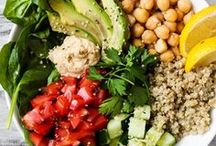 plant-based power bowls / Delicious and healthful eats to fuel your practice and adventures!