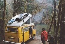 van life / Say YES to adventure and life on the road!