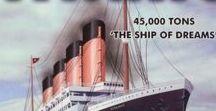 Titanic / Titanic kuvia, valokuvia ja julisteita.