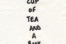 Tea, Scarves and More Happiness / by Mari Fester