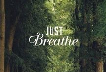 JUST BREATHE / by Michal Sobel