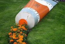 How Does Your Garden Grow / by Elizabeth Olwig