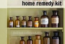 Natural remedies / by Ecochic Kat