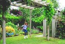 Garden fences / by Jenny-Anne Hugosson
