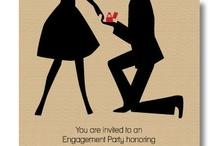 PAPETERIE - INVITATIONS - etc.