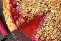 Dessert Pies / by Kristin Boes