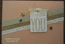cards / by Handmade by Julia Quinn - Independent Stampin' Up! Demonstrator