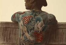 Tattoos / by Sean Eaton