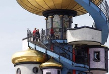 Hundertwasser, architekture
