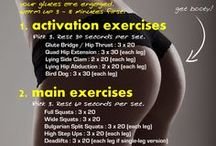 Fitness Workouts / by Ecochic Kat