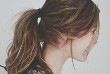 Hair / by Jannie Nguyen