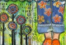 Art Journaling / by Elizabeth Olwig