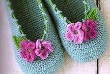 Crochetalicious Footgear