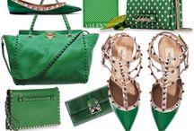 Green closet