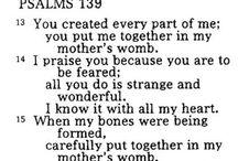 Teach me oh Lord...