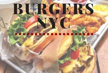 New York City / Pin your favorite restaurants, places to go, things to do, and anything you want to try in NYC!