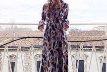 Style crush - Maja Wyh / Maja Why is a fashion blogger.