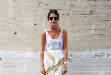 Style crush - Leandra Medine / Leandra Medine is an American author and fashion blogger best known for The Man Repeller, a humorous website for serious fashion.