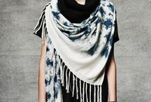 Scarves / So many uses for the almighty scarf.