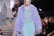 "Designer crush - Missoni / ""Wear something that makes you feel comfortable."" - Angela Missoni"