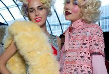 """Designer crush - Meadham Kirchhoff / """"The most effective kind of activism is a personal one, to exist and express your contrariness."""" - Edward Meadham"""