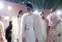 """Designer crush - Giambattista Valli / """"The hardest thing in fashion is not to be known for a logo, but to be known for a silhouette."""" - Giambattista Valli"""