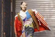 Style crush - Soo Joo Park / Soo Joo is a model from America.