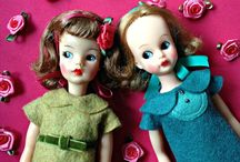 Tammy Dolls and Similar Friends